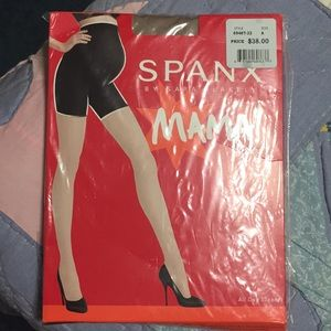 Spanx tights, never worn!